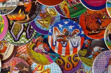 Collection de Pogs officiels