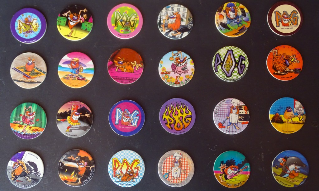 Pogs officiels