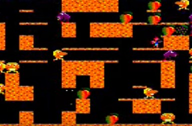 FRUITY FRANK - Amstrad CPC (1984)